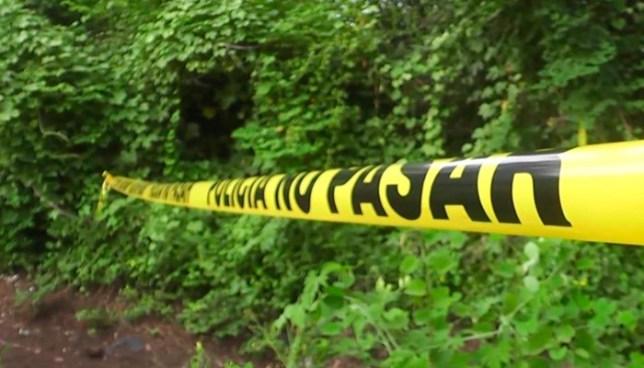 Desmiembran y decapitan a un hombre al interior de una finca en Atiquizaya, Ahuachapán