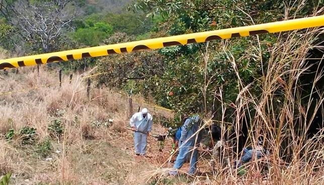Localizan en Morazán, el cadáver de una menor de edad que desapareció junto a sus padres