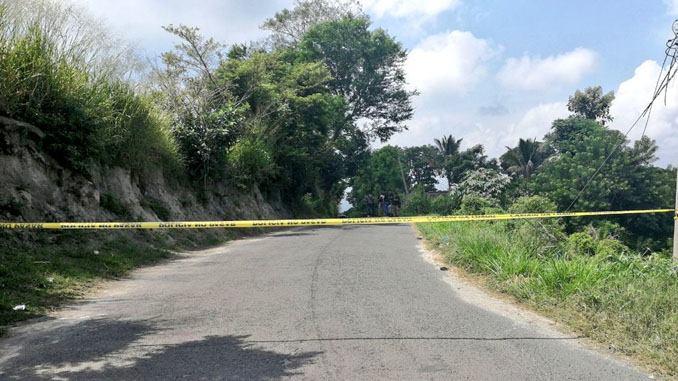 Homicidio en San Martín PNC 1