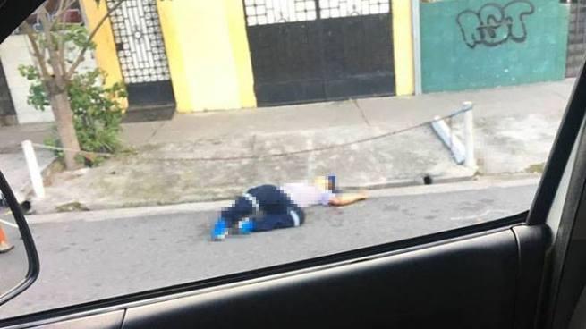 Pandilleros matan a balazos a un joven en Soyapango