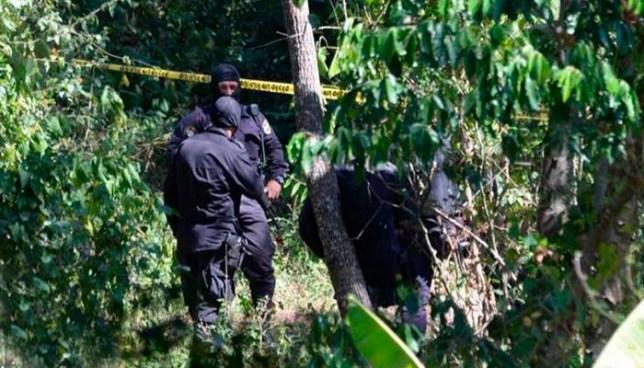 Asesinan a un joven y esconden su cadáver abajo de un árbol en zona rural, en La Libertad