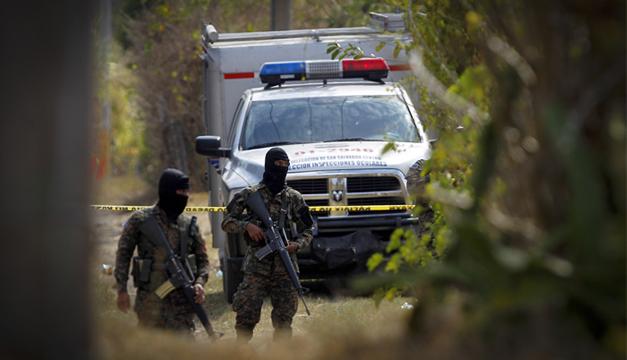 Presidente de Desarrollo Comunitario en Tecoluca asesinado por pandilleros