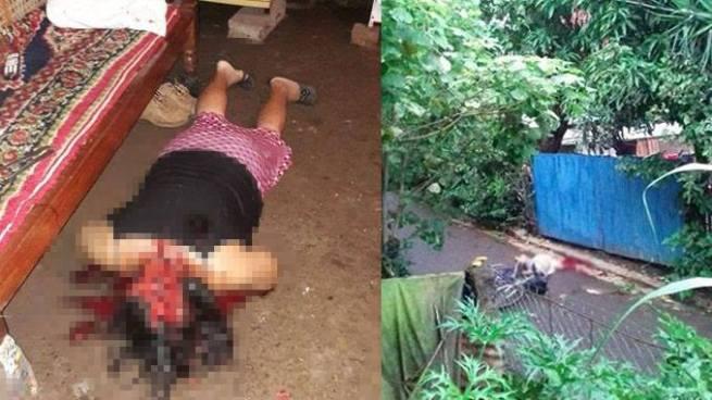 Criminales asesinan a un hombre y una mujer en Ahuachapán