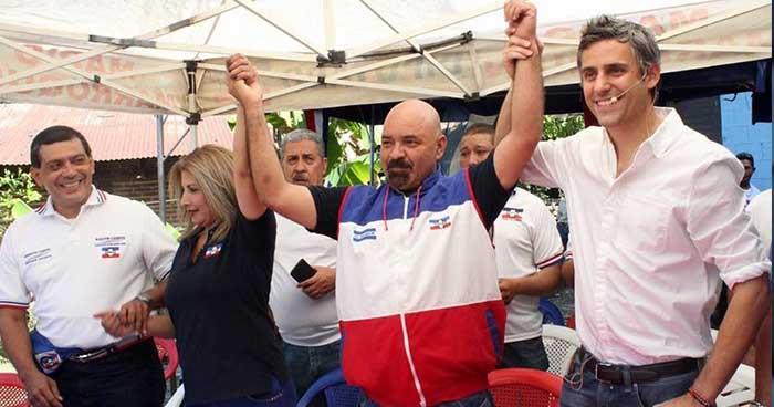 Confirman investigación contra alcalde de ARENA por conducir en estado de ebriedad