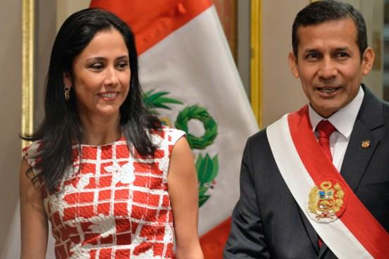 Solicitan prisión preventiva para expresidente de Perú y su esposa