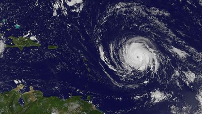 Huracán Irma se convierte en categoría 5 y declaran estado de emergencia