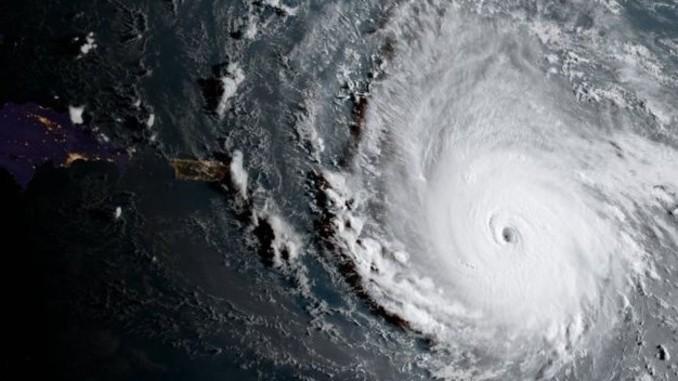 El huracán Irma en vivo y en directo