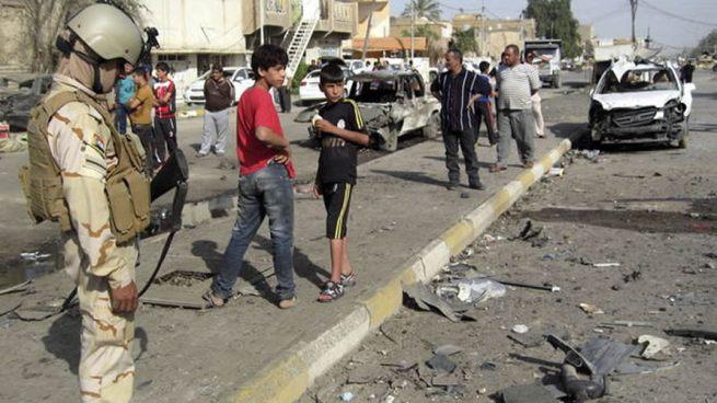 Más de 30 personas perdieron la vida tras atentado suicida en Irak