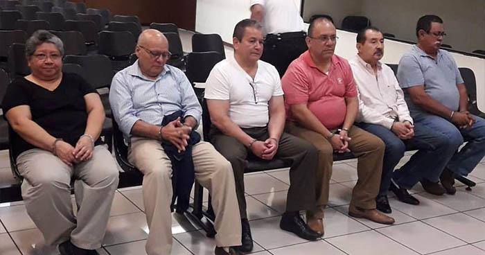 """Envían a prisión a los implicados en el caso """"Saqueo Público"""", en el que esta involucrado Mauricio Funes"""