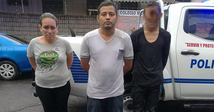 Envían a prisión a imputados en el caso del rapto de un bebé en Apopa