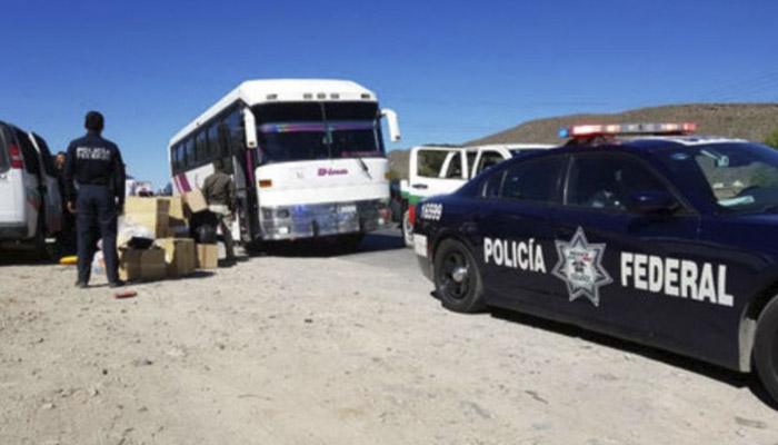 Transportaban 53 migrantes en un camión en Coahuila