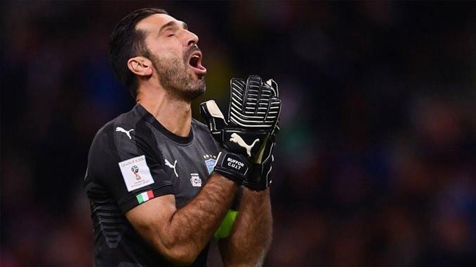 Italia eliminada del mundial