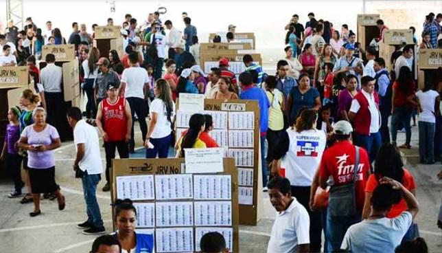 TSE comienza a pagar a integrantes de las JRV más de un mes después de las elecciones