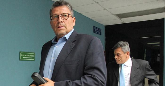 Expresidente del INDES condenado a 2 años de cárcel, sustituidos por trabajos de utilidad pública