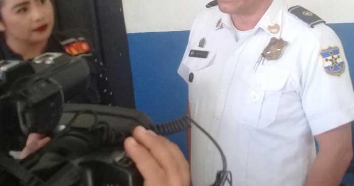 Detienen a jefe de subdelegación policial de Usulután por acosar sexualmente e insultar a una agente