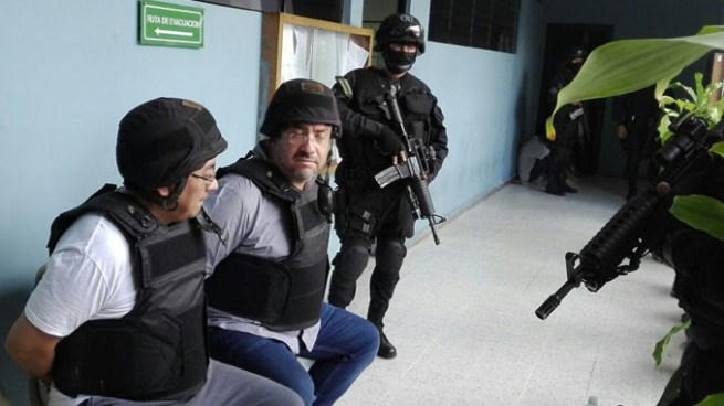 Jorge Hernández enfrentará audiencia inicial este martes