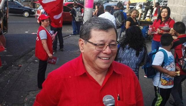"""José Luis Merino le va """"mentar la madre"""" a los magistrados de la Sala si frenan su candidatura"""