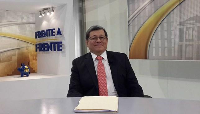 """José Luis Merino: """"Tenemos el mejor presidente de los últimos años, el gobierno más eficiente y transparente"""""""