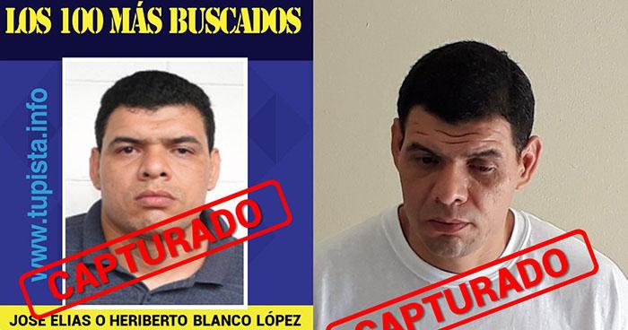 Interpol captura a uno de los 100 más buscados que huyó hacia los EE.UU