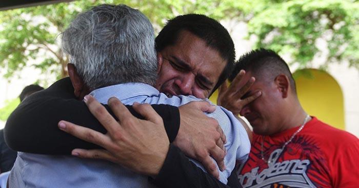 Liberan a jóvenes detenidos durante las protestas contra el régimen de Daniel Ortega