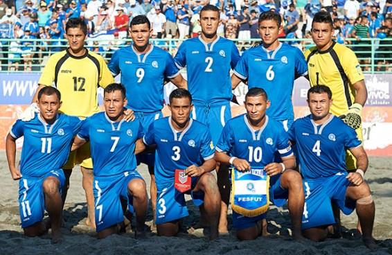 Jugadores renuncian a la selección de fútbol playa por la falta de pago de estímulo