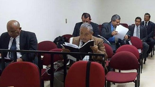 Hoy se reanudo juicio contra militares acusado en la masacre de El Mozote