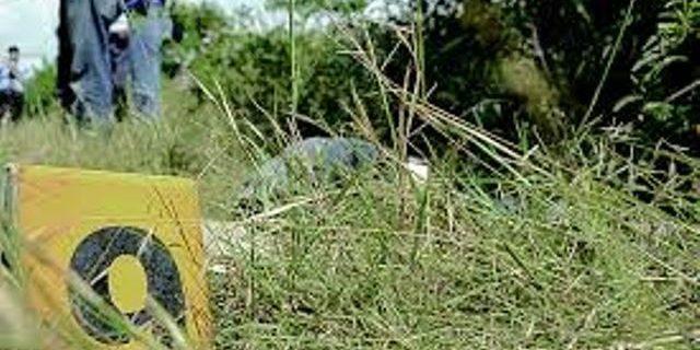 Cadáver en estado de putrefacción encontrado en Mejicanos
