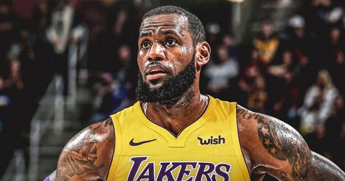 LeBron James se convierte en nuevo jugador de Los Angeles Lakers