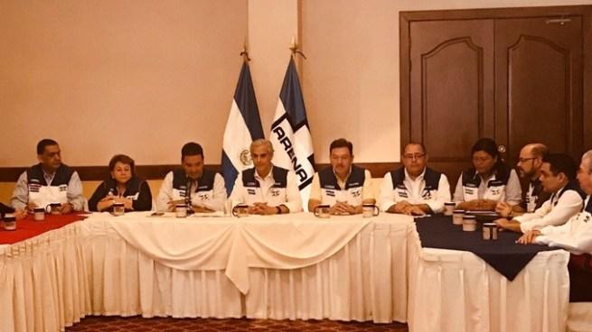ARENA hace llamado oficial a elecciones internas para presidente