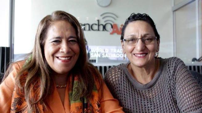 Lorena Peña asegura que el FMLN promueve la libertad de pensamientos