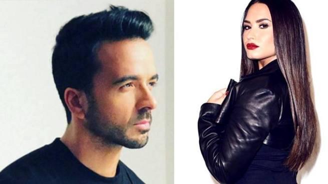 Luis Fonsi y Demi Lovato unen sus voces para lograr un nuevo éxito