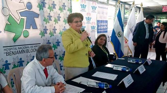 Inauguran nueva UCI en el Hospital Nacional de Niños Benjamín Bloom
