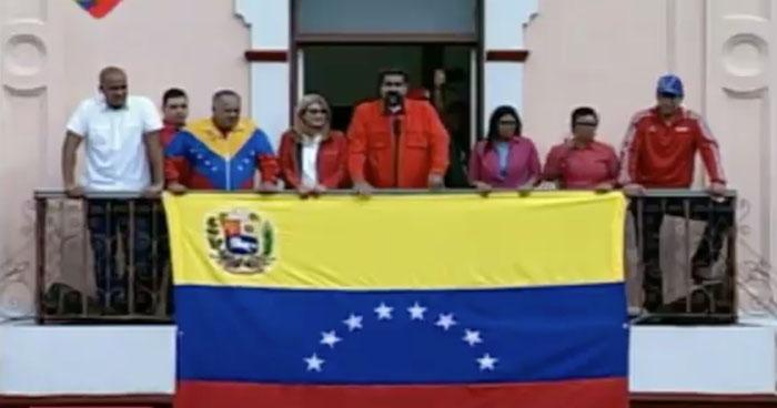 Venezuela rompe relaciones diplomáticas y políticas con el Gobierno de EE.UU