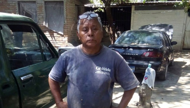 Capturan en Apopa a propietario de taller que mantenía un vehículo robado