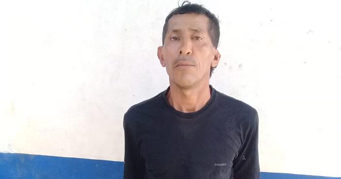 Policía captura a sujeto que violó a una niña de 12 años en Sonsonate