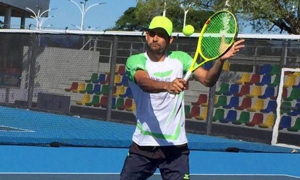 Marcelo Arévalo gana oro en los Juegos Centroamericanos de Managua 2017