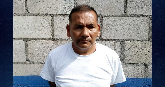 Capturan en Usulután a sujeto acusado de causarle la muerte a una persona