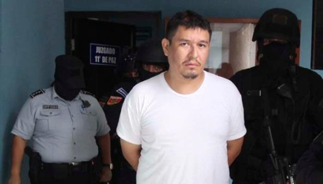 Mario Huezo a prisión por el homicidio de la periodista Karla Turcios