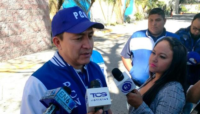 """Empleados del TSE se están """"cabaliando a la brava los números en las actas"""" denuncia Mario Ponce"""
