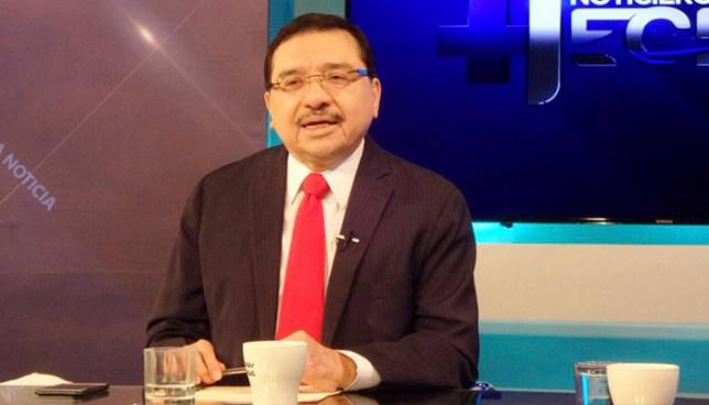 Medardo González revela los nombres de los posibles precandidatos presidenciales del FMLN