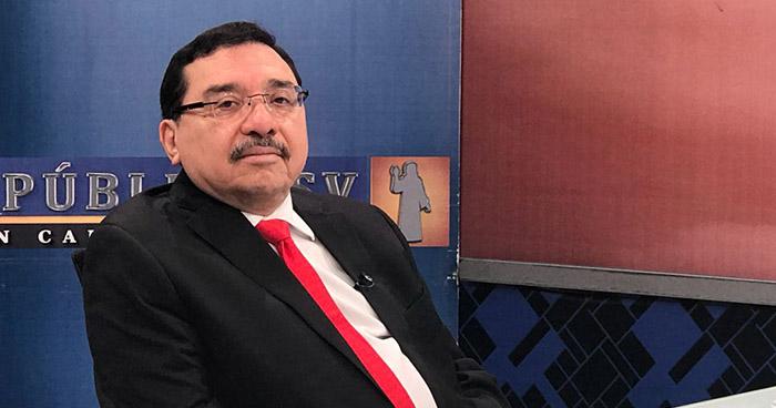 """Medardo González: """"No vamos a aceptar presiones, no voy a renunciar"""""""