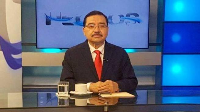 """Medardo Gonzáles tilda de """"vulgares"""" señalamientos en contra de Eugenio Chicas"""