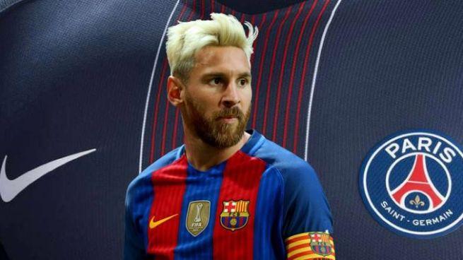 PSG ofrece una fortuna a Messi para que fiche en 2018