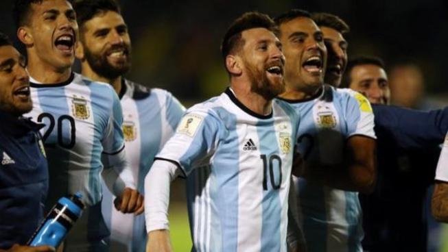 Messi mete a Argentina al Mundial Rusia 2018
