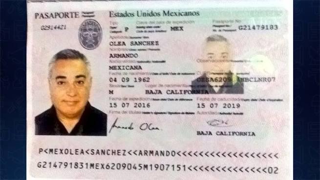 Capturan a mexicano que ingresó a dos ciudadanos chinos de forma ilegal al país