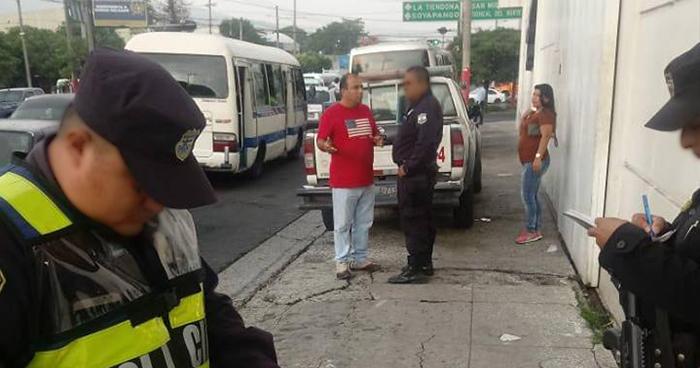 Capturan a microbusero que arrolló a un niño cerca del mercado La Tiendona