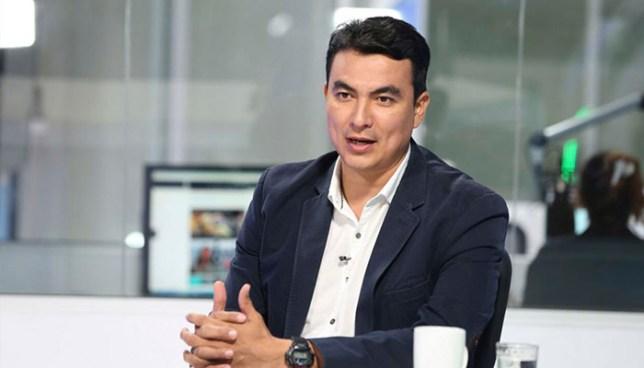 Miguel Pereira aclara que no competirá en las elecciones internas del FMLN