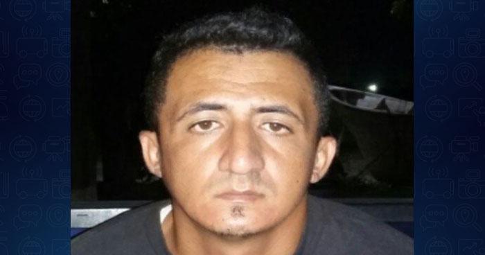 Arrestan a peligroso pandillero acusado de darle muerte a un hombre