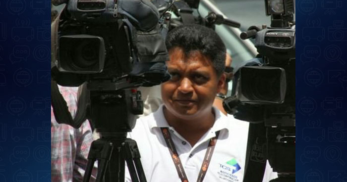 Camarógrafo y su esposa son arrollados en el bulevar Constitución
