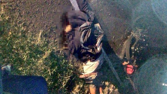 Pandillero muere tras sufrir accidente de tránsito en La Libertad